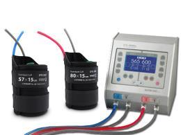GARROT ELETTROPNEUMATICO DTS-2000W - 2 canali per utilizzo con 2 bracciali doppi o singoli
