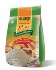 GIUSTO SENZA GLUTINE - PREPARATO PER PANE - 1000 G