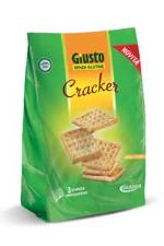 GIUSTO SENZA GLUTINE CRACKERS CLASSICI 180 G
