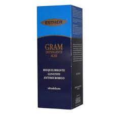 GRAM DETERGENTE ACNE - RIEQUILIBRANTE LENITIVO ANTIMICROBICO - 150 ML