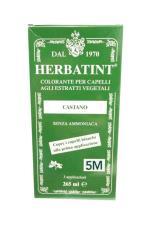 HERBATINT TINTA PER CAPELLI 5M CASTANO CHIARO MOGANO - 265 ML