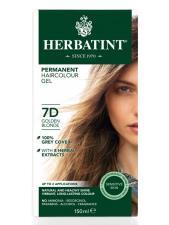 HERBATINT TINTA PER CAPELLI 7D BIONDO DORATO 150 ML