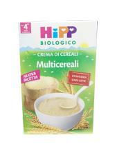 HIPP CREMA AI CEREALI - CREMA MULTICEREALI - DAL QUARTO MESE - 200 G