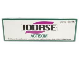IODASE ACTISOM CREMA ANTICELLULITE PROFONDA 100 ML