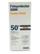 ISDIN FOTOPROTECTOR FUSION FLUID SPF 50+ 50 ML