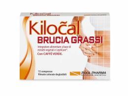 KILOCAL BRUCIA GRASSI INTEGRATORE CONTRO I CHILI DI TROPPO - 15 COMPRESSE