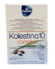 KOLESTINA 10 COMPLEX 24 CAPSULE