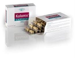 KOLOREX - CANDIDOSI E MICOSI - 30 CAPSULE