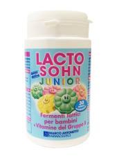 LACTOSOHN JUNIOR FERMENTI LATTICI 60 COMPRESSE DA 0,9 G