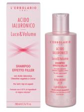 L'ERBOLARIO ACIDO IALURONICO LUCE E VOLUME SHAMPOO EFFETTO FILLER 200 ML