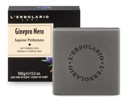 L'ERBOLARIO GINEPRO NERO SAPONE PROFUMATO 100 G