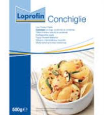 LOPROFIN CONCHIGLIE A BASSO CONTENUTO PROTEICO - 500 G