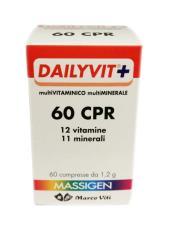 MASSIGEN DAILYVIT+ 60 COMPRESSE DA 1,2 G