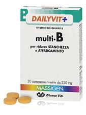 MASSIGEN DAILYVIT+ MULTI B 30 COMPRESSE DA 350 MG