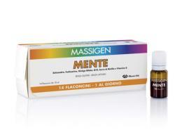 MASSIGEN MENTE 14 FLACONCINI DA 10 ML