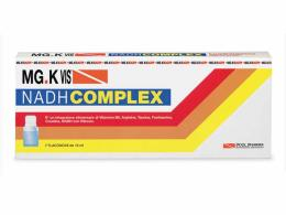 MGK VIS NADH COMPLEX INTEGRATORE RICOSTITUENTE PRO ENERGETICO - 7 FLACONCINI DA 12 ML