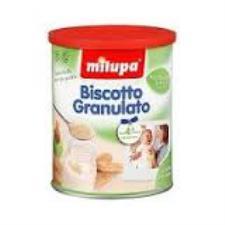 MILUPA BISCOTTO GRANULATO DAL QUARTO MESE 400 G