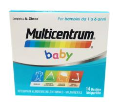 MULTICENTRUM BABY 14 BUSTINE BIRIPARTITE