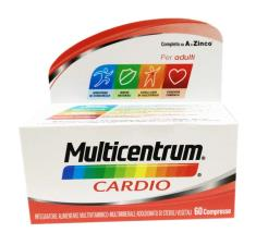 MULTICENTRUM CARDIO 60 COMPRESSE