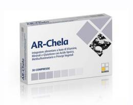 NAMED AR-CHELA BIONAM 30 COMPRESSE