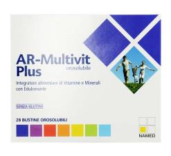 NAMED AR-MULTIVIT PLUS 28 BUSTE