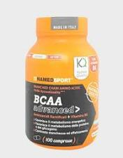 NAMED SPORT - BCAA NAMED BRANCHED CHAIN AMINO ACIDS - 100 COMPRESSE