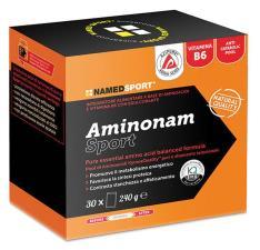 NAMED SPORT AMINONAM SPORT 30 BUSTE DA 8 G