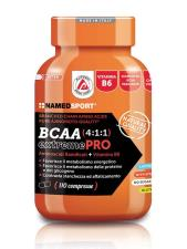 NAMED SPORT BCAA 4.1.1 EXTREME PRO 110 COMPRESSE