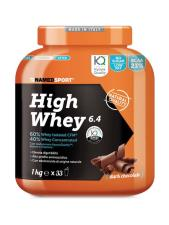 NAMED SPORT HIGH WHEY GUSTO DARK CHOCOLATE 1000 G