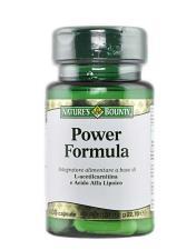NATURE'S BOUNTY POWER FORMULA 30 CAPSULE