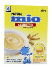 NESTLE MIO SEMOLINO 250 G