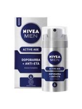 NIVEA FOR MEN ACTIVE AGE DOPOBARBA ANTI ETA' - 75 ML