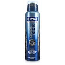 NIVEA FOR MEN DEO SPRAY COOL KICK - 150 ML