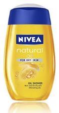 NIVEA OLIO DOCCIA NATURAL OIL FOR DRY SKIN 200 ML
