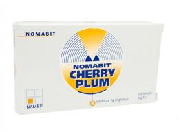 NOMABIT CHERRY PLUM 6 TUBI MONODOSE DA 1 G