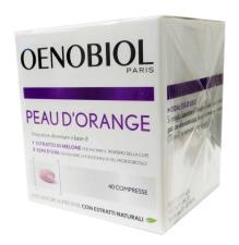 OENOBIOL PEAU D'ORANGE 40 COMPRESSE