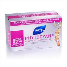 PHYTO PHYTOCYANE TRATTAMENTO SPECIFICO CADUTA DONNA 12 FIALE DA 7,5 ML