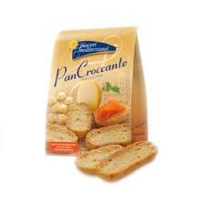 PIACERI MEDITERRANEI - PAN CROCCANTE SENZA GLUTINE - 150 G