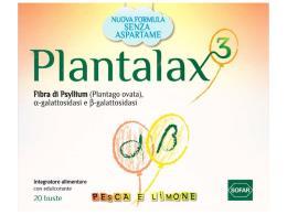 PLANTALAX 3 GUSTO PESCA E LIMONE 20 BUSTE