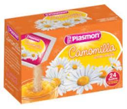 PLASMON TISANE - CAMOMILLA ESTRATTO SOLUBILE - 24 BUSTINE