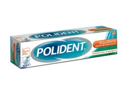POLIDENT ADESIVO PER DENTIERE EQUILIBRIO 40 GR