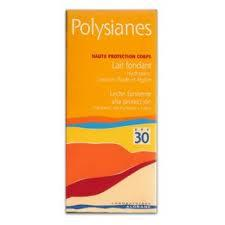 POLYSIANES SOLARI - LATTE FLUIDO PROTEZIONE ALTA SPF 30 - 125 ML