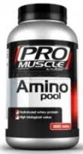 PRO MUSCLE AMINO POOL 300 COMPRESSE