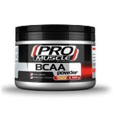 PRO MUSCLE BCAA POWDER GUSTO ARANCIA E LIMONE - 250 G