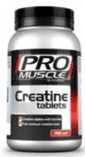 PRO MUSCLE CREATINE TABLETS 100 Compresse