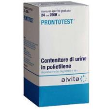 PRONTOTEST CONTENITORE URINE 24 ORE - 2500 ML