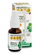 PROPOLI PLUS EPID SPRAY ORALE ERBE BALSAMICHE 15 ML