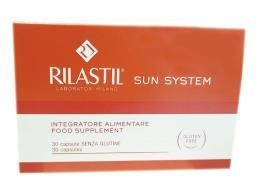 RILASTIL SUN SYSTEM INTEGRATORE ALIMENTARE 30 CAPSULE