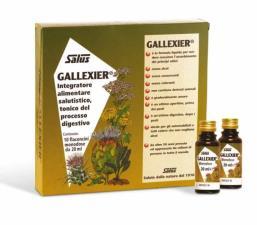 SALUS GALLEXIER MONODOSE 10 FLACONCINI DA 20 ML