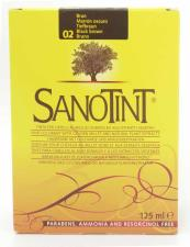 SANOTINT CLASSIC COLORE N 02 BRUNO 125 ML